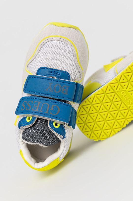 alb Guess - Pantofi copii