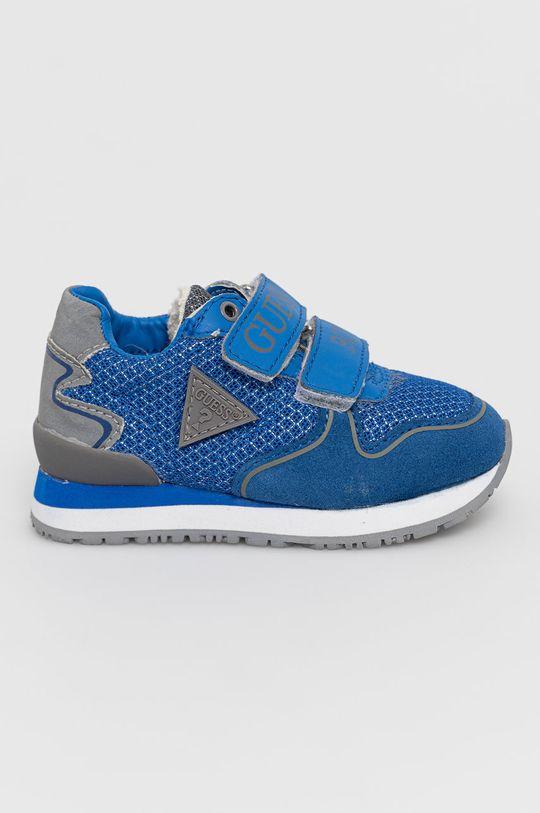 albastru Guess - Pantofi copii De băieți
