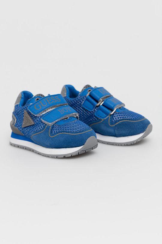 Guess - Pantofi copii albastru