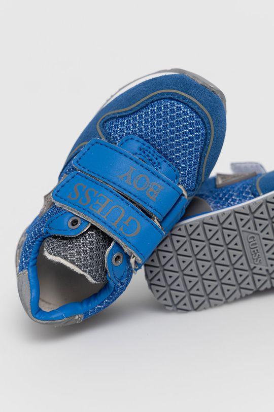 albastru Guess - Pantofi copii