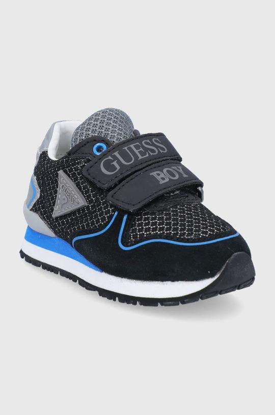 Guess - Detské topánky čierna