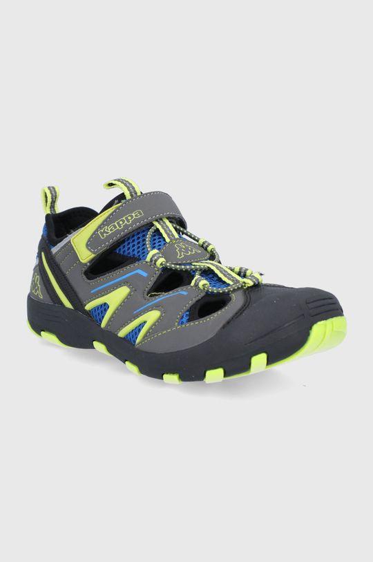 Kappa - Detské topánky REMINDER T sivá
