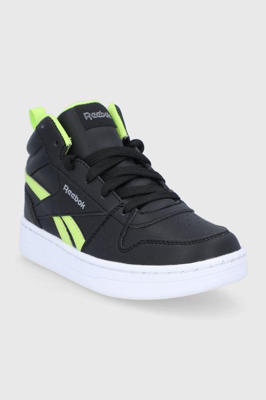 Reebok Classic - Pantofi copii Royal Prime Mid 2 negru
