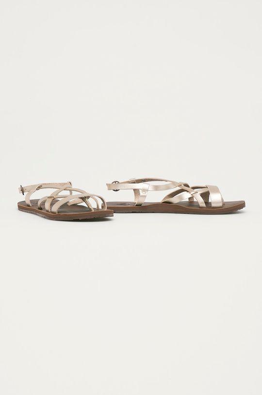 Roxy - Sandały złoty
