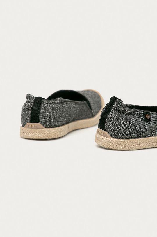 Roxy - Espadryle Cholewka: Materiał tekstylny, Wnętrze: Materiał tekstylny, Podeszwa: Materiał syntetyczny