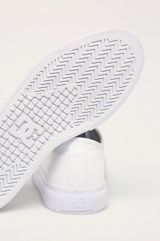 Dc - Tenisky  Svršek: Textilní materiál Vnitřek: Textilní materiál Podrážka: Umělá hmota