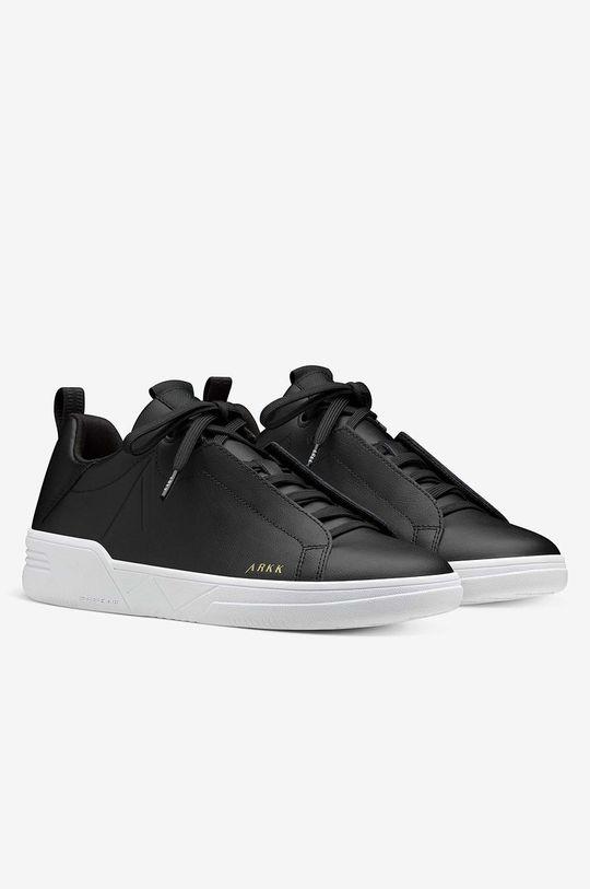 černá Arkk Copenhagen - Kožené boty Dámský