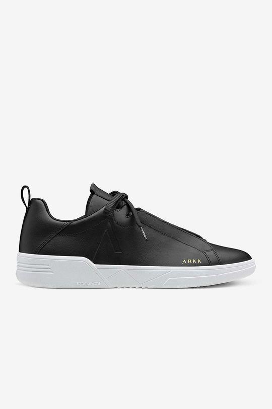 Arkk Copenhagen - Kožené boty černá