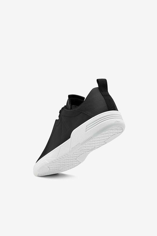 černá Arkk Copenhagen - Kožené boty