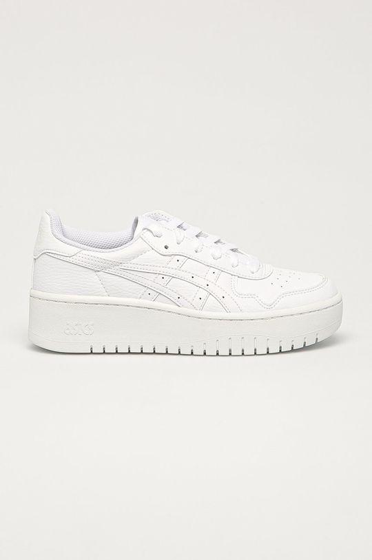 bílá Asics - Kožené boty Japan Dámský