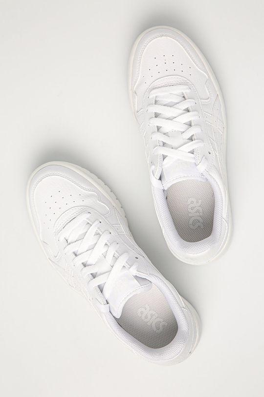 bílá Asics - Kožené boty Japan