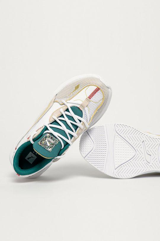 biały Puma - Buty RS-Curve Re.Gen