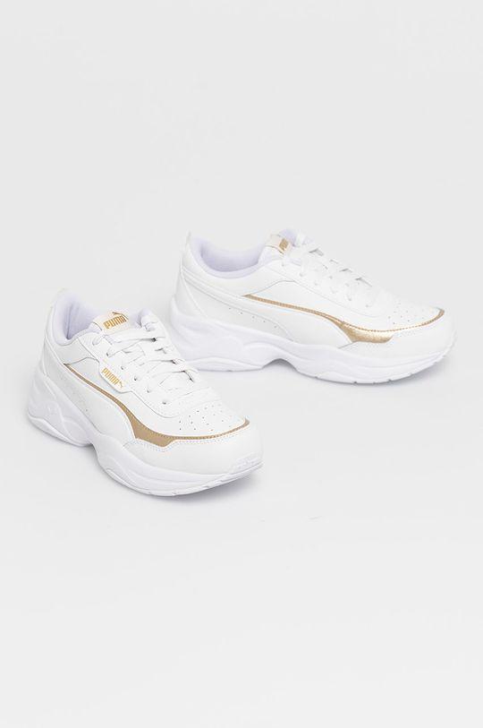 Puma - Topánky Cilia Mode Lux biela