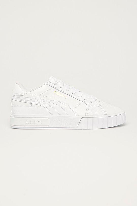 biela Puma - Topánky Cali Star WN S Dámsky