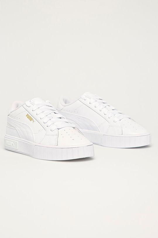 Puma - Topánky Cali Star WN S biela