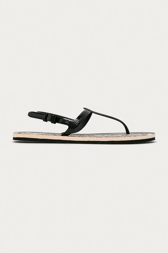 čierna Puma - Sandále Cozy Sandal Wns Untamed Dámsky