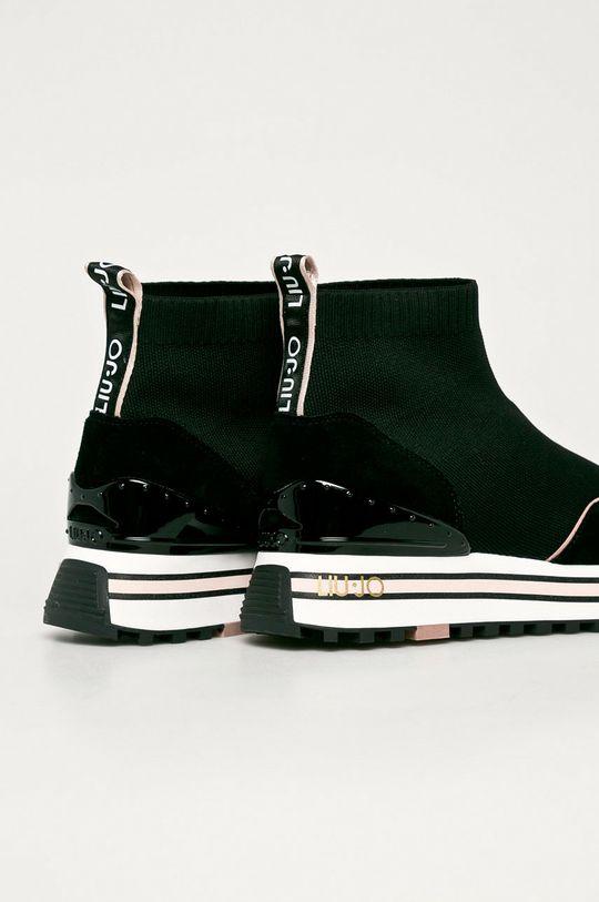 Liu Jo - Kožené boty  Svršek: 100% Přírodní kůže Vnitřek: 100% Textilní materiál Podrážka: Umělá hmota