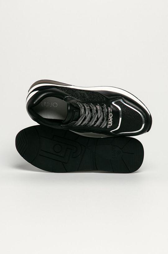 čierna Liu Jo - Topánky