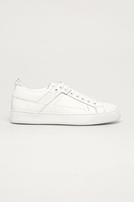 bílá Hugo - Kožené boty Dámský