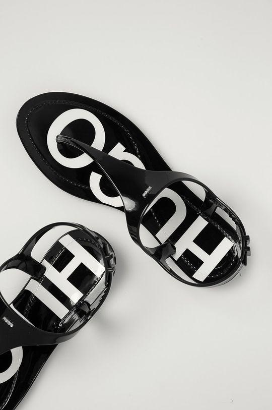 Hugo - Sandály černá