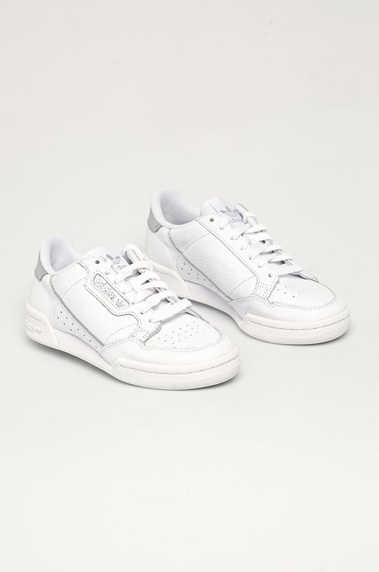adidas Originals - Buty Continental 80 W biały