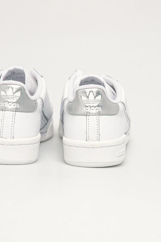 adidas Originals - Buty Continental 80 W Cholewka: Materiał syntetyczny, Skóra naturalna, Wnętrze: Materiał tekstylny, Podeszwa: Materiał syntetyczny