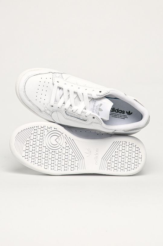 biały adidas Originals - Buty Continental 80 W