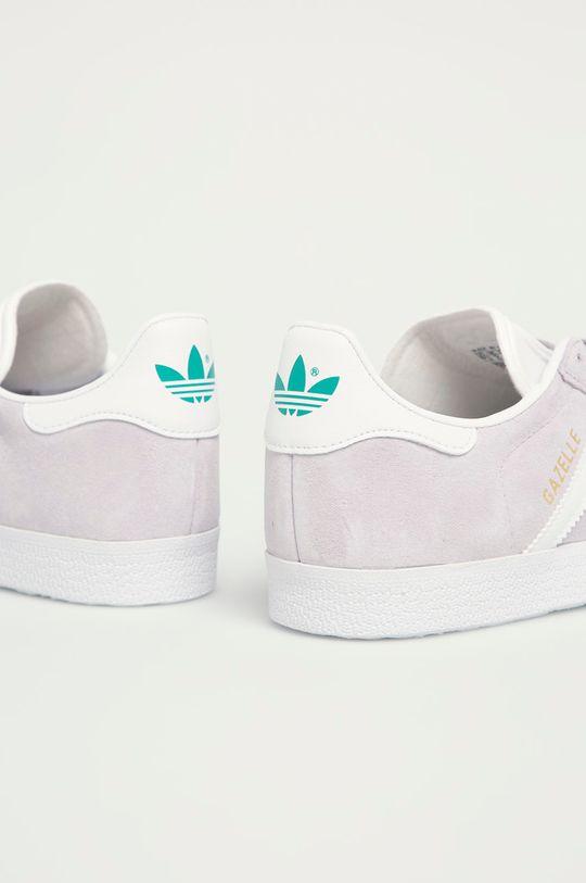 adidas Originals - Semišové topánky Gazelle  Zvršok: Syntetická látka, Semišová koža Vnútro: Textil Podrážka: Syntetická látka