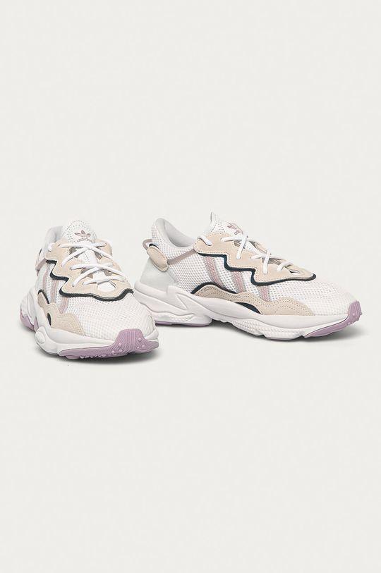 adidas Originals - Buty Ozweego biały