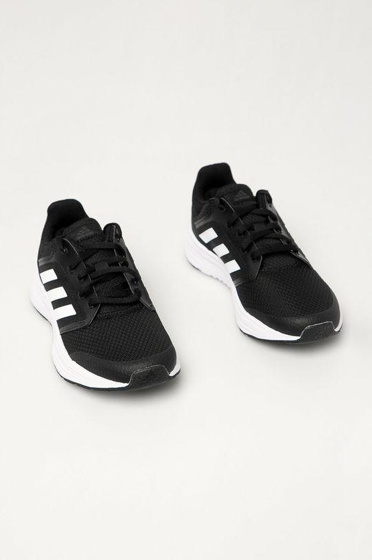 adidas - Ботинки Galaxy 5 чёрный