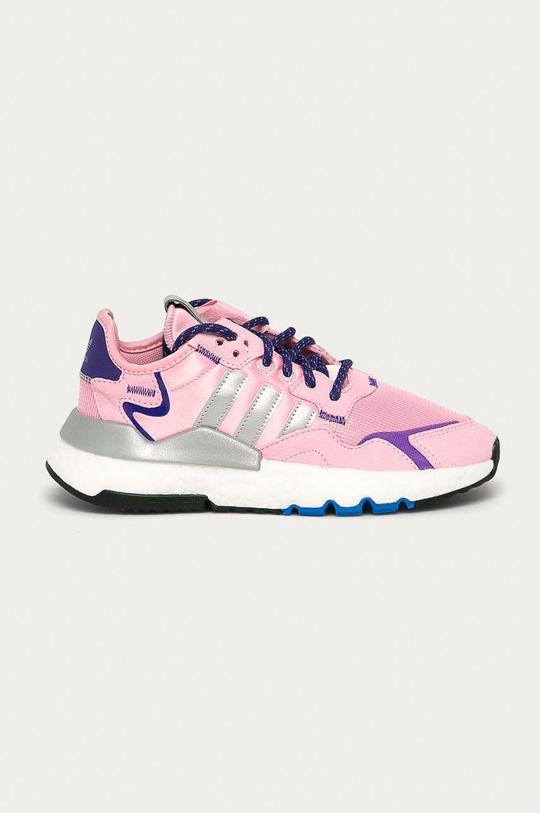 różowy adidas Originals - Buty Damski