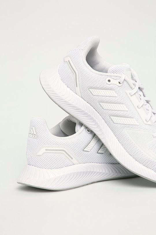белый adidas - Ботинки Runfalcon 2.0
