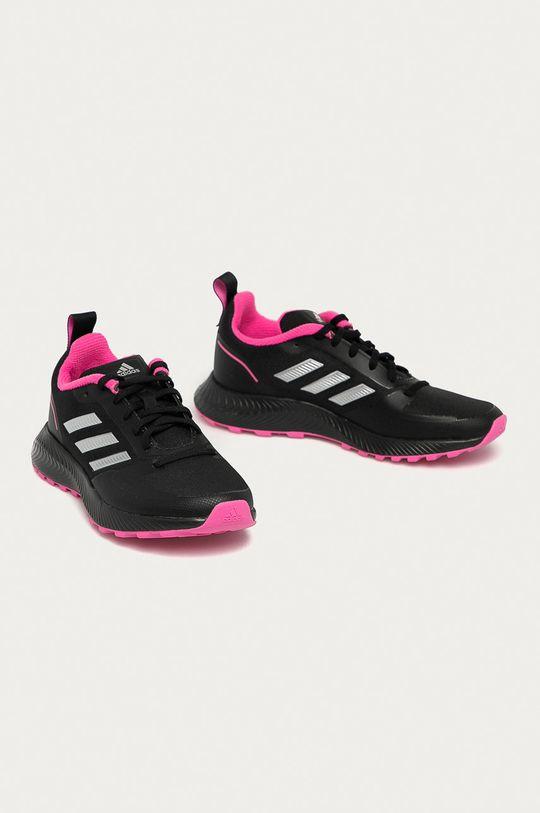 adidas - Ботинки Runfalcon 2.0 Tr чёрный