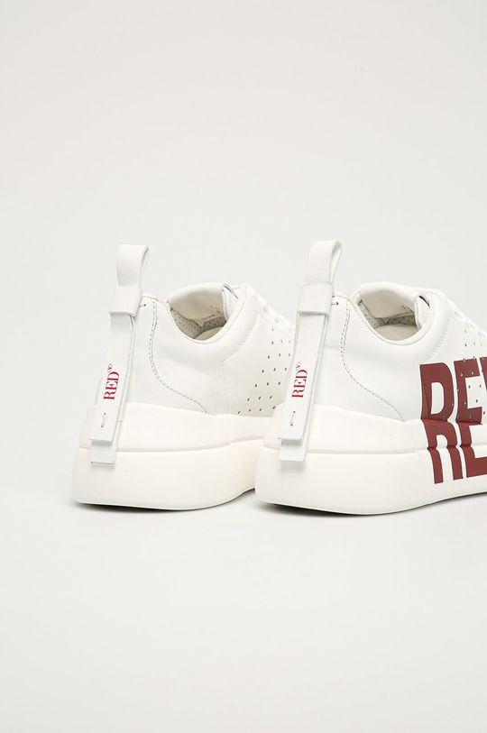 Red Valentino - Kožené boty  Svršek: Přírodní kůže Vnitřek: Textilní materiál Podrážka: Umělá hmota