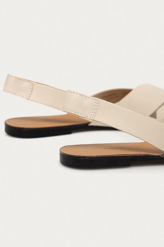 cielisty Vagabond - Sandały skórzane Tia