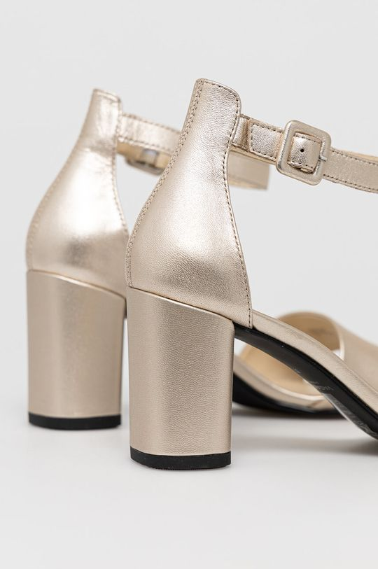 Vagabond - Sandały skórzane Penny Cholewka: Skóra naturalna, Wnętrze: Skóra naturalna, Podeszwa: Materiał syntetyczny