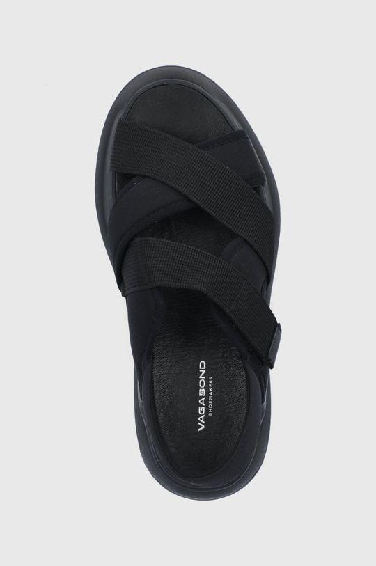 czarny Vagabond - Sandały Essy