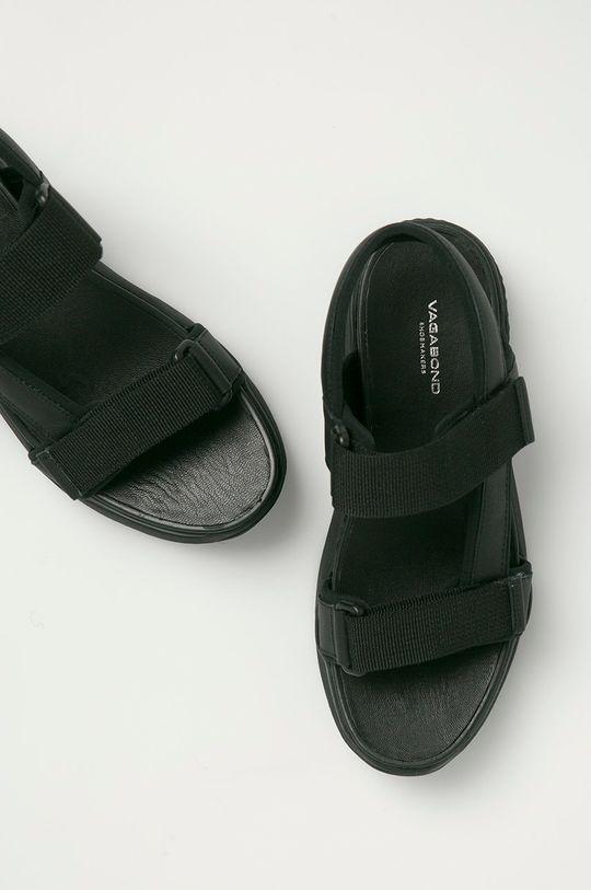 čierna Vagabond - Sandále Lori