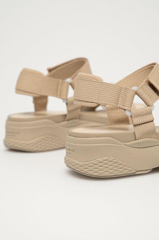 Vagabond - Sandále  Zvršok: Textil Vnútro: Textil, Prírodná koža Podrážka: Syntetická látka