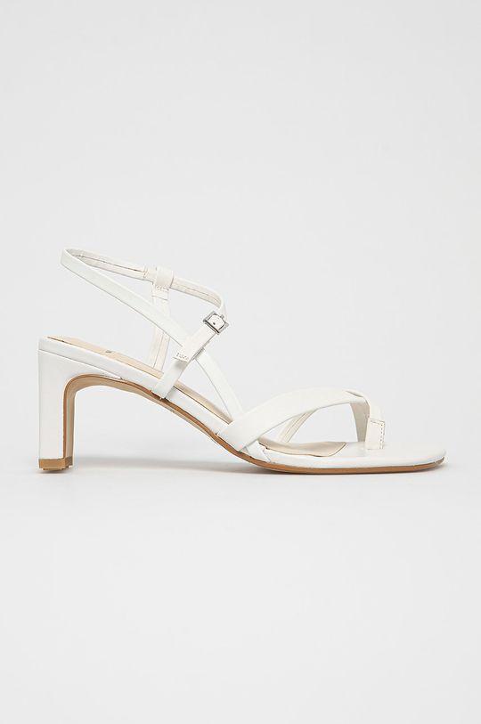 biały Vagabond - Sandały skórzane LUISA Damski