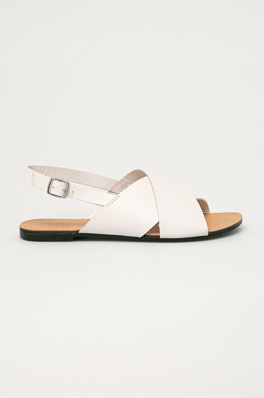 biela Vagabond - Kožené sandále Tia Dámsky