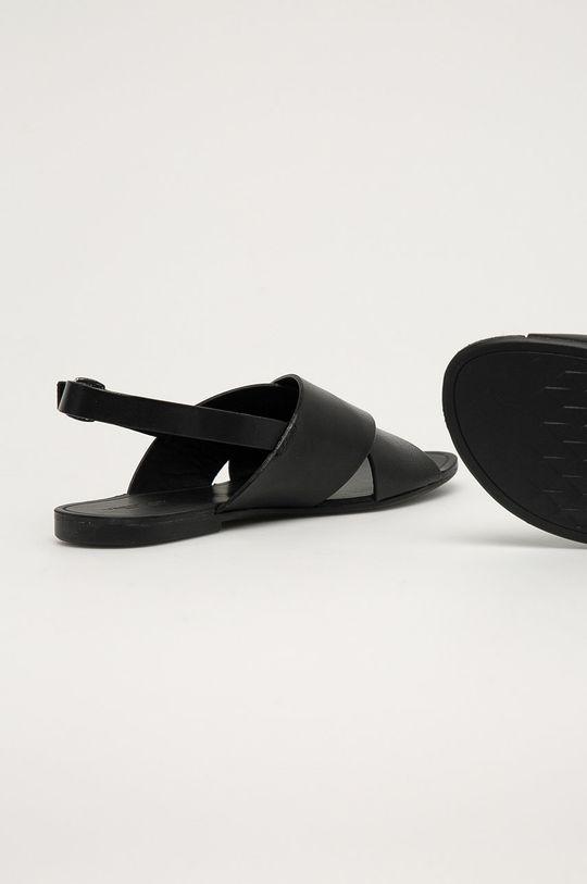 Vagabond - Kožené sandály Tia  Svršek: Přírodní kůže Vnitřek: Přírodní kůže Podrážka: Umělá hmota