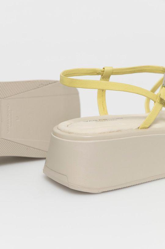 Vagabond - Sandale de piele Courtney  Gamba: Piele naturala Interiorul: Piele naturala Talpa: Material sintetic