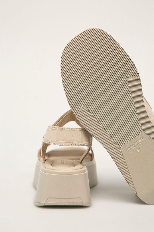 Vagabond - Kožené sandály Courtney  Svršek: Přírodní kůže Vnitřek: Přírodní kůže Podrážka: Umělá hmota
