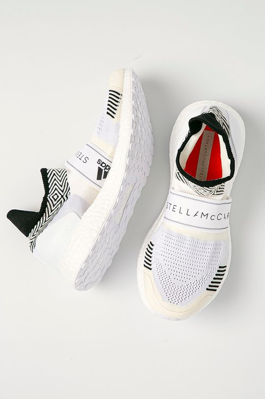 alb adidas by Stella McCartney - Pantofi UltraBoost X 3.D. S