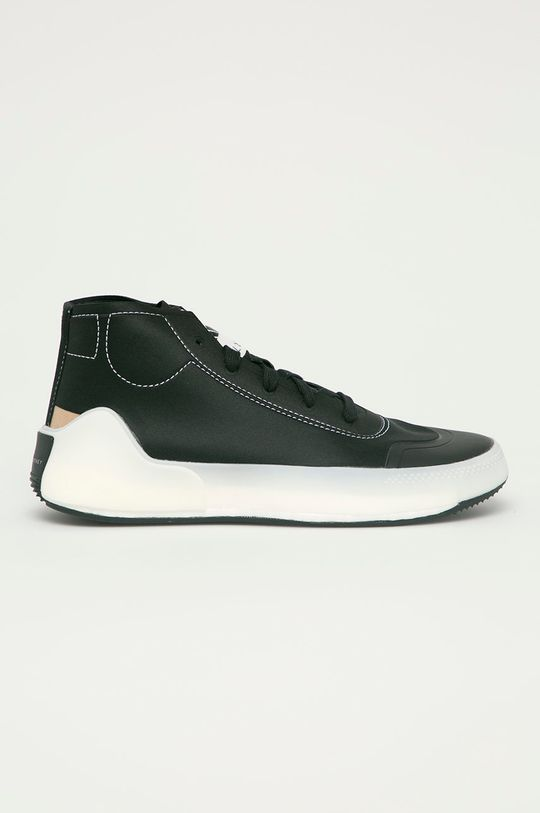 negru adidas by Stella McCartney - Pantofi aSMC Treino Mid De femei