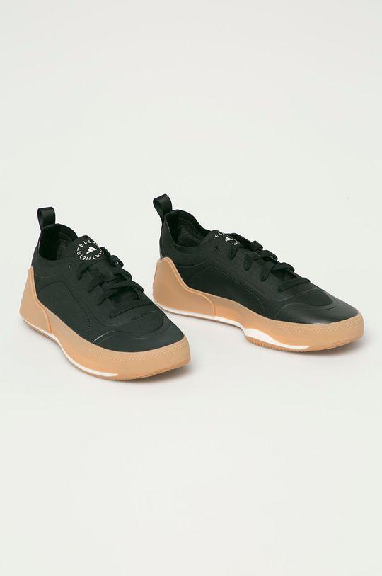adidas by Stella McCartney - Topánky Treino čierna