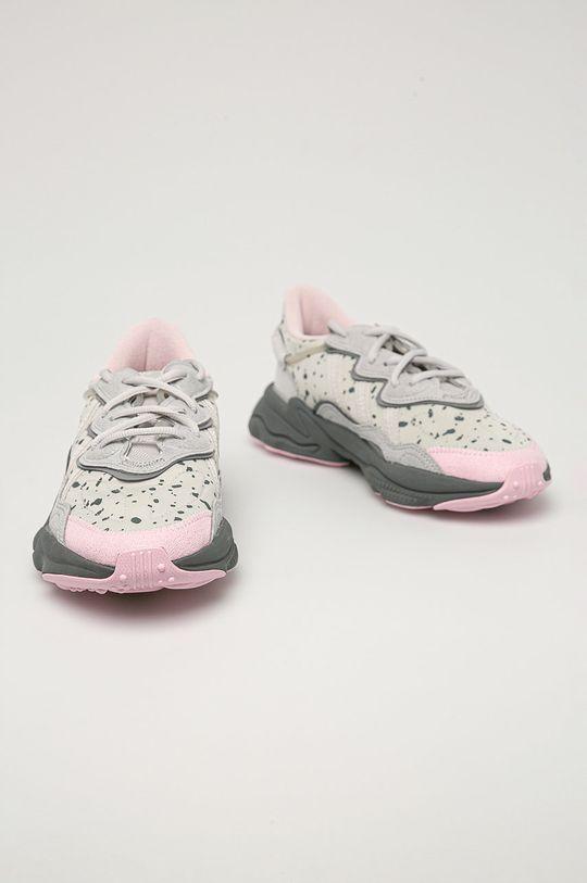 adidas Originals - Boty Ozweego W světle šedá