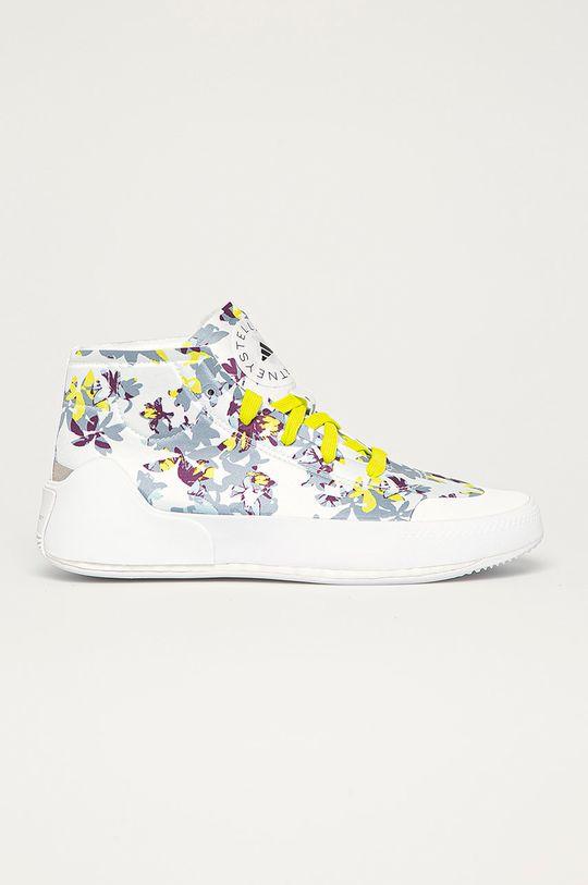 biela adidas by Stella McCartney - Topánky Treino Mid Pri Dámsky