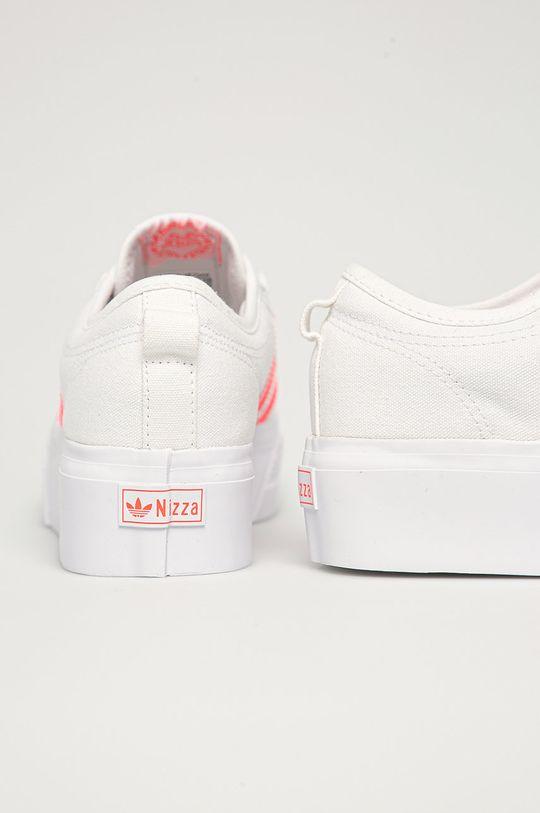 adidas Originals - Tenisówki Nizza Platform W Cholewka: Materiał syntetyczny, Materiał tekstylny, Wnętrze: Materiał tekstylny, Podeszwa: Materiał syntetyczny